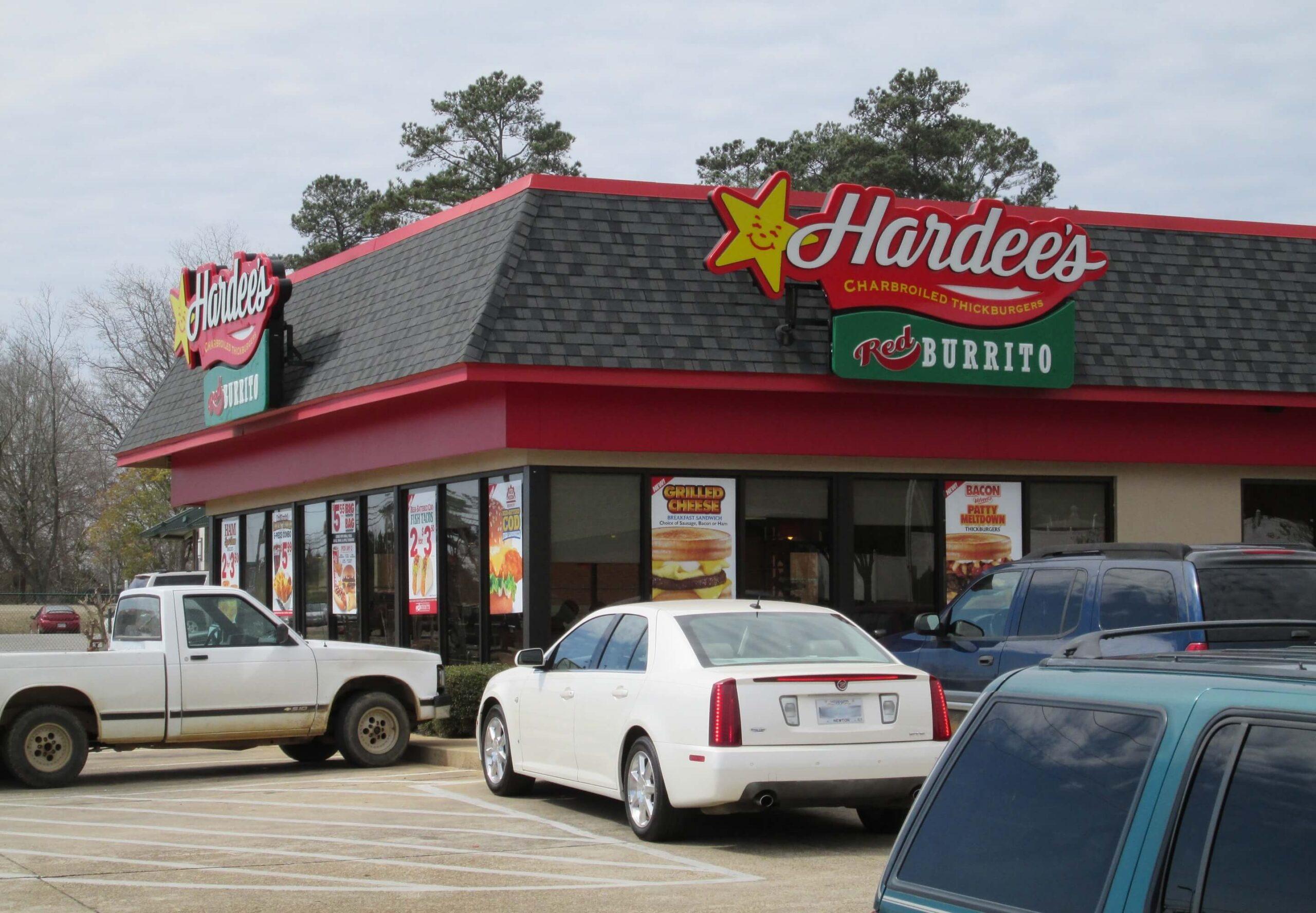 Hardee's Breakfast Hours