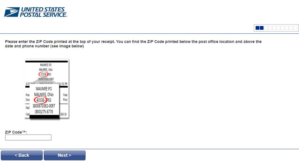 USPS ZIP Code